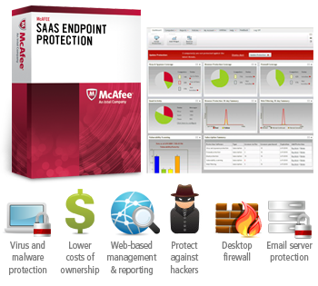 McAfee® Endpoint Protection 10 with AT&T by McAfee | AT&T